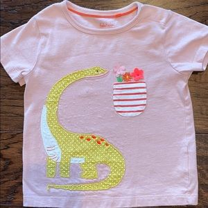 Mini Boden Embroidered Toddler Tshirt